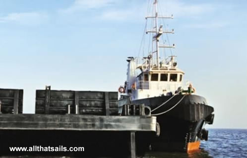 37m Anchor Handling Tug for Charter