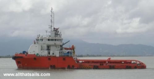 Anchor Handling Tug Supply Vessel - 60m - for Sale