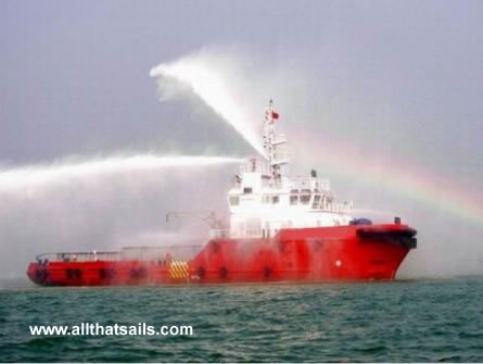 50m Azimuth Anchor Handling Tug For Sale