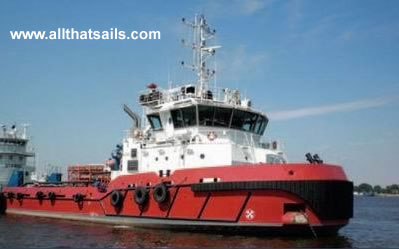 42m Anchor Handling Tug Supply Vessel for Charter