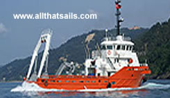 60m Anchor Handling Tug Supply Vessel for Sale And Charter