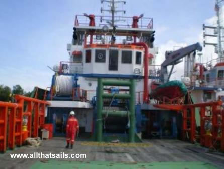 2009 Built Anchor Handling Tug for Sale
