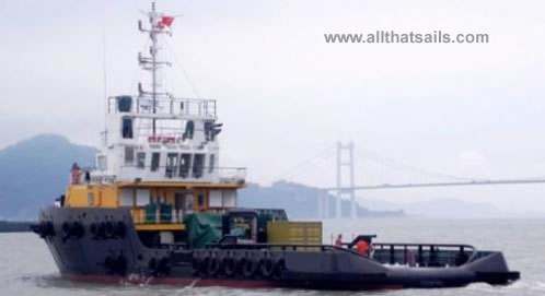 40m Anchor Handling Tugboat for Charter and Sale