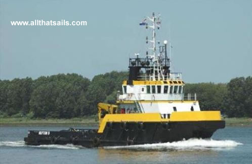 42m Anchor Handling Tugboat for Charter and Sale