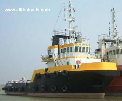 36m Anchor Handling Tugboat for Charter and Sale