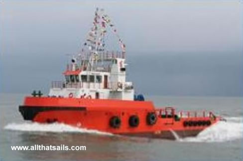 38m Anchor Handling Tug For Sale