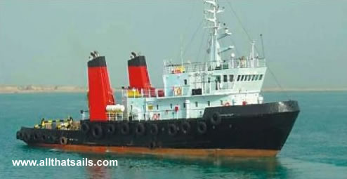 50m Deep ocean towing and AHT for Sale