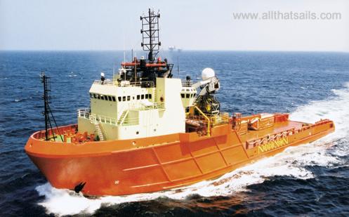 1986 Built Anchor Handling Tug Supply Vessel for sale