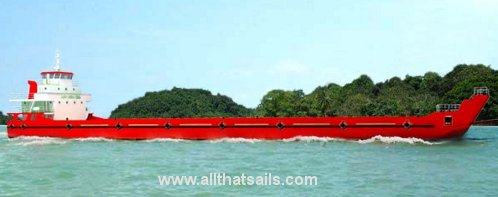 Landing Craft Transport Tank - 75M - For Sale